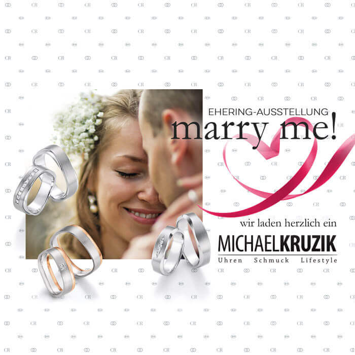 Juwelier Kruzik: Gewinnen Sie Ihre Eheringe