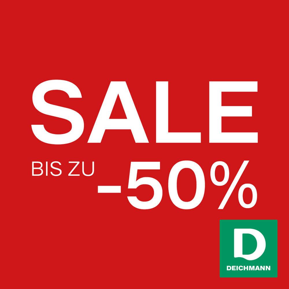 Deichmann Sale 2021